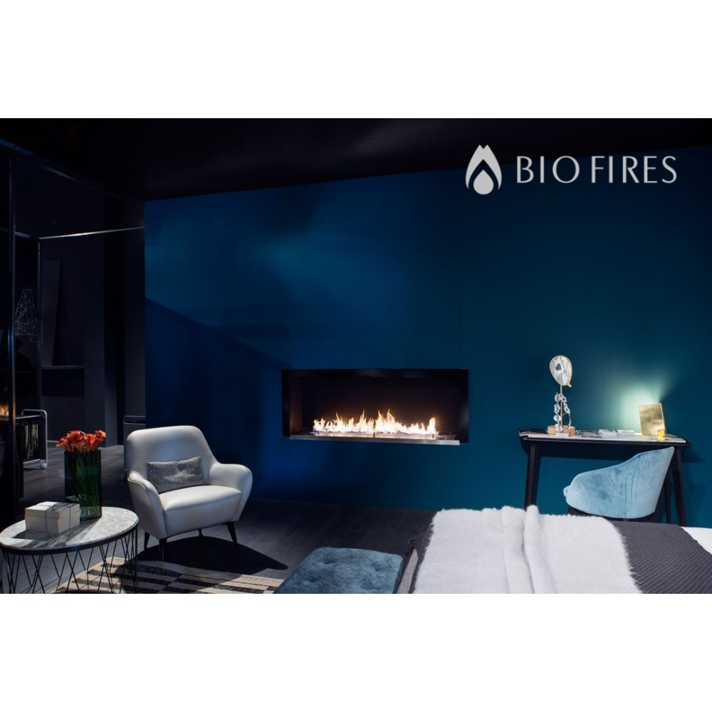 Bio Fuel Fires >> FIRE LINE AUTOMATIC 3 Remote Control by PLANIKA - Bio Fires (Gel Fireplaces Ltd.)