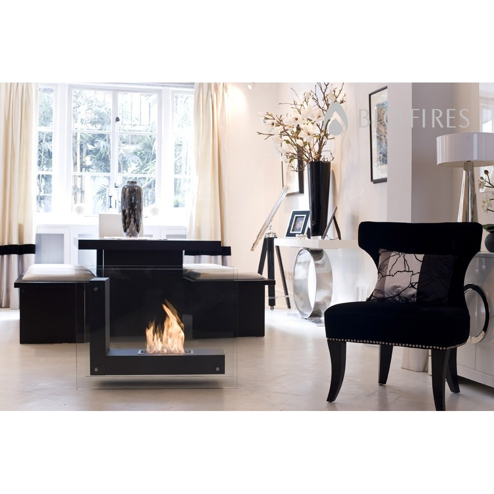 Decorating tips for small spaces bio fireplaces blog for Dining room fireplace ideas