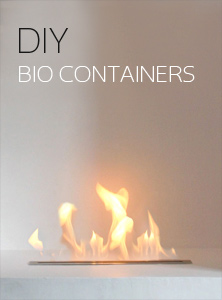 Bio Fireplaces All In One Solution For Flat Walls Or