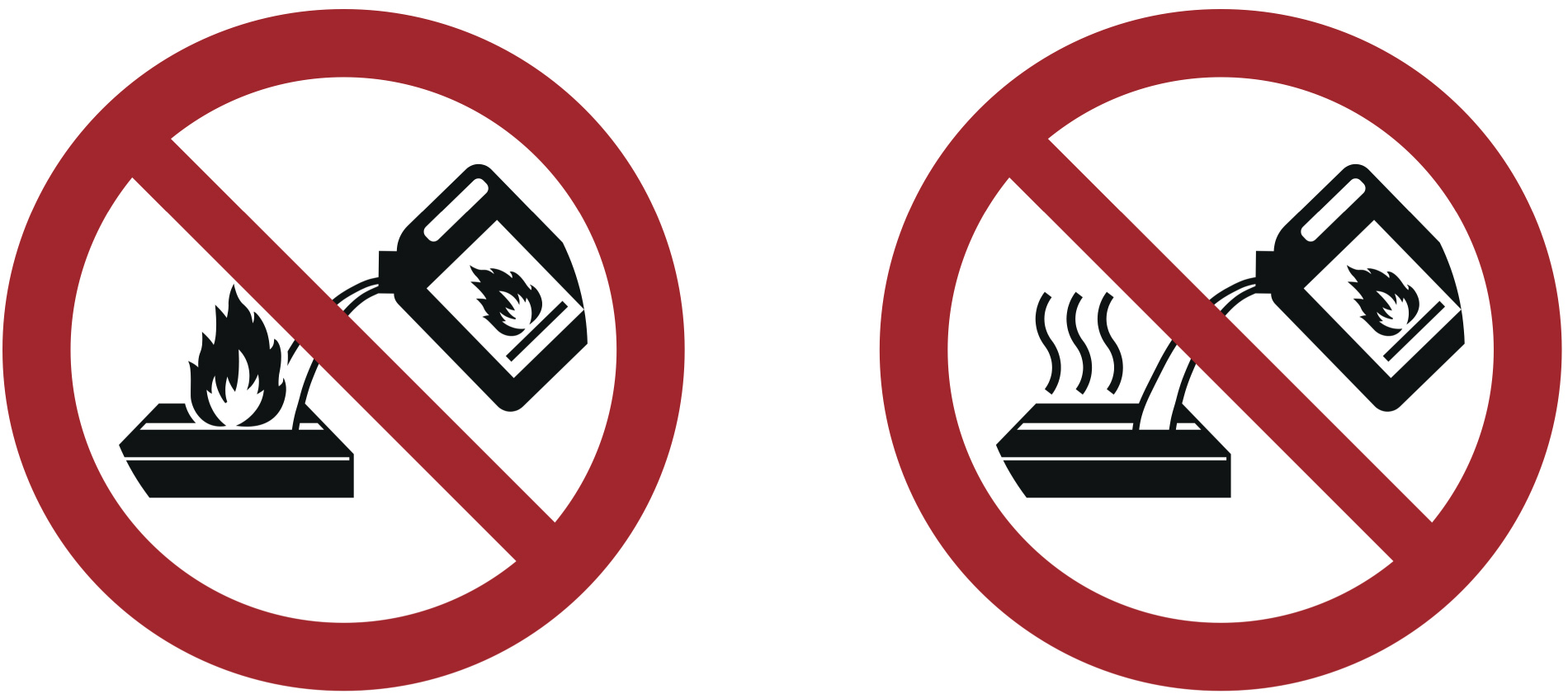 safety warning on bio fuel fireplaces