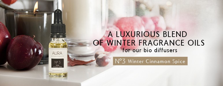 Great home fragrances for cold winter evenings