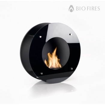 Apollo Flame Wall Mounted Fireplace