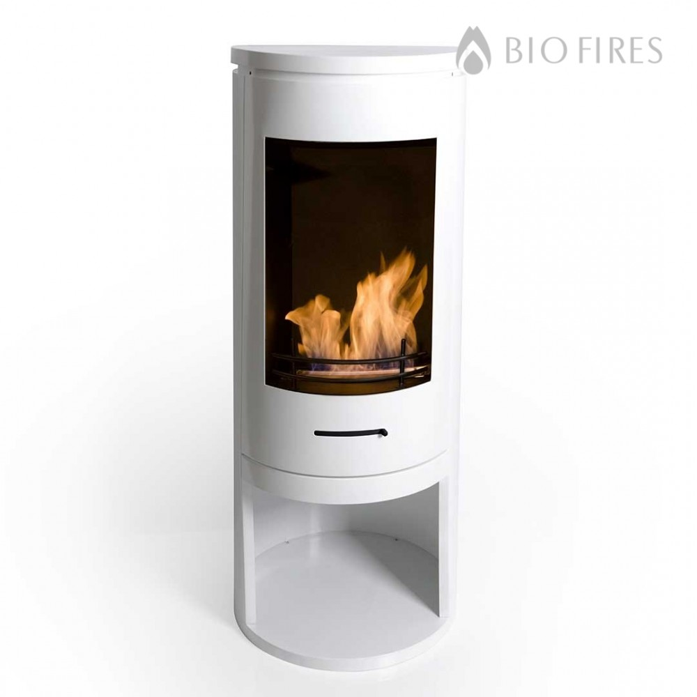 modern cylinder bioethanol stove. Black Bedroom Furniture Sets. Home Design Ideas