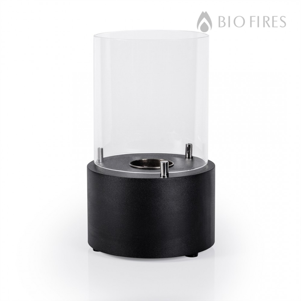 sorrento black bio ethanol burner. Black Bedroom Furniture Sets. Home Design Ideas