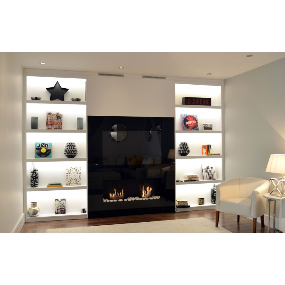 Double Vision By Safretti Bio Fires Gel Fireplaces Ltd