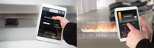 wi-fi fireplace