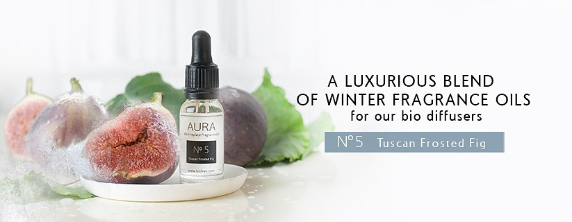 White frosted fig home fragrance